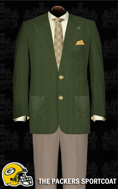 Packers Sport Coat
