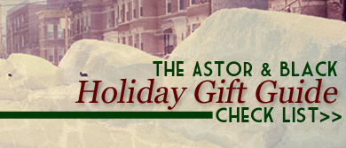 Astor & Black Gift Guide