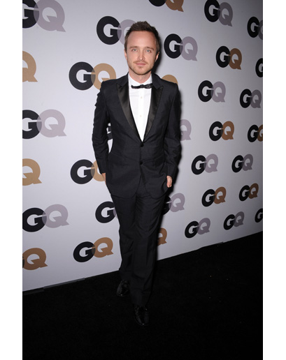 Aaron Paul at the GQ Man of the Year Event (Astor & Black)