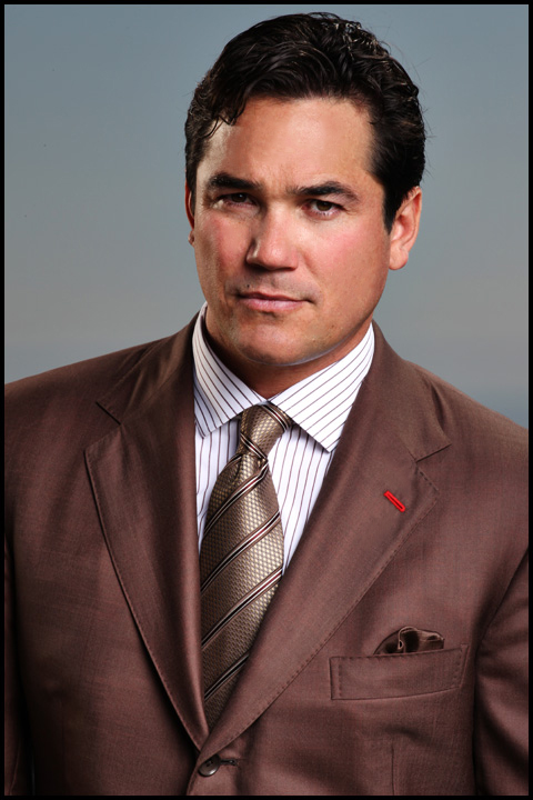 Dean Cain for Astor & Black