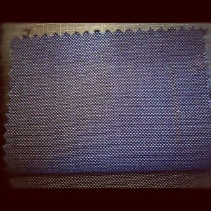 Astor & Black Blue Birdseye Fabric. Silver Collection. 120's Wool & Mohair. KT-115689-160N. Suit Price: $1099.