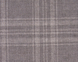 This grey and white macro plaid cloth is light, breathable, and has a textured appearance with an exceptionally soft touch. Add patch pockets to this jacket for a distinctive sporty look. LP71507PL (97% Wool, 3% Silk, 8.5oz/yd) $1,580/jacket