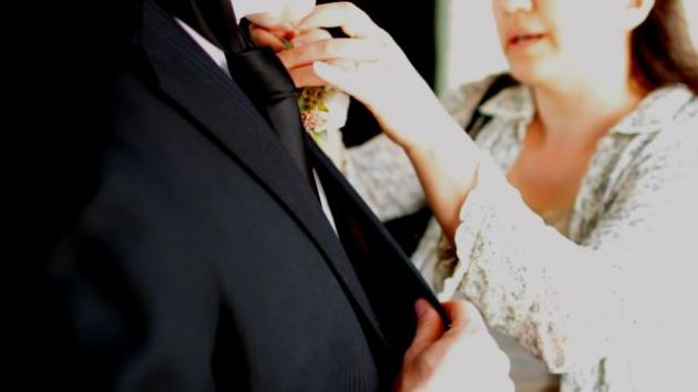 """Take a behind-the-scenes look at this fantastic film from an """"Attention to Detail Wedding Films"""" photo shoot!  Astor & Black provided the perfectly tailored black tux seen in the video, perfect for the big day!"""