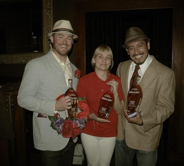 Winners: Darren Crawford, Danielle Marchant, Enrique Sanchez