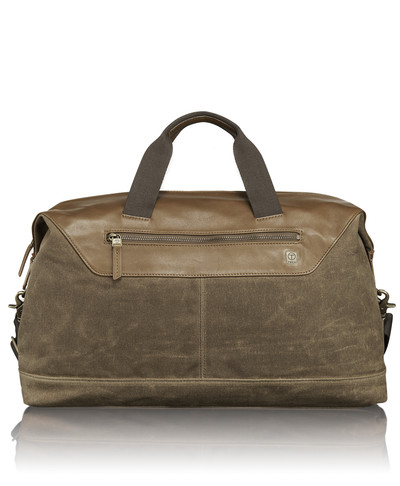 Lambert Satchel. Vintage elements, artisan detailing and casual styling.
